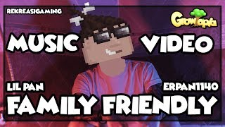 Growtopia - Family Friendly (Lilpan Music Video) Video