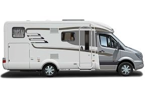 Hymer MLT620 motorhome review