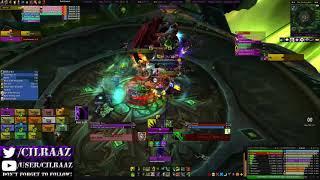 Resolve - Team First Heroic Kil'jaeden Kill