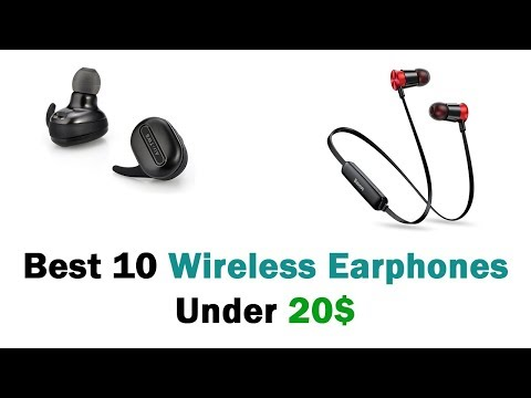 Best 10 Wireless Earphones Under 20$ (Top 10 Earbuds From Aliexpress)