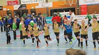 U10 Jhg2005 1. FSV Mainz 05 vs Hertha BSC Berlin 2:1; FINALE Sparkassen-Hallenmasters Greven 2015