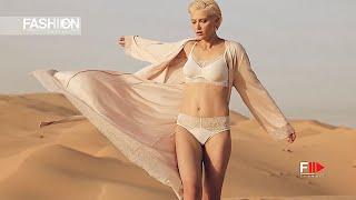 HANRO - GOLDEN HOUR Desert Wind SS 2020 - Fashion Channel