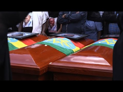 Ethiopians hold funerals for victims of plane crash Mp3