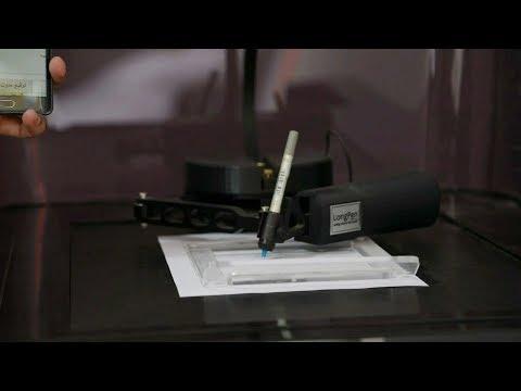 4TECH - روبوت قادر على نسخ خط اليد العادي تماما كما لو مكتوبا بالقلم  - نشر قبل 2 ساعة