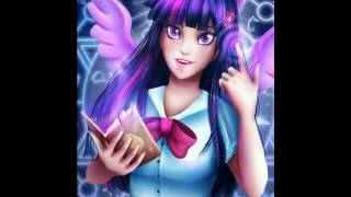 Mlpfim Human And Anime Anthro Styles