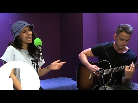Live and wild! Alessia Cara performs 'Wild...