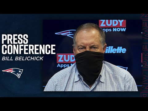 "Bill Belichick: ""We'll make the most of our opportunities this week"" 