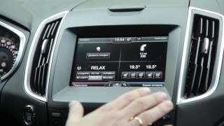 Ford Edge   описание мультимедийных возможностей
