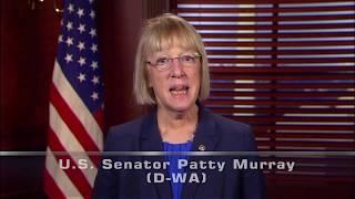 Senator Patty Murray Financial Aid PSA thumbnail