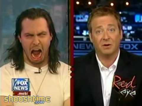 Andrew WK Conducts The Best Interview Ever