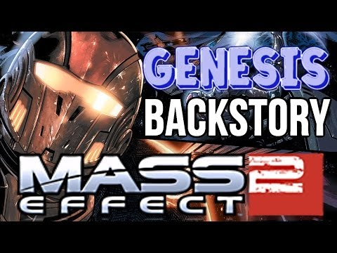Mass Effect 2: Genesis, Interactive Comic - Backstory (ME1 Choices)
