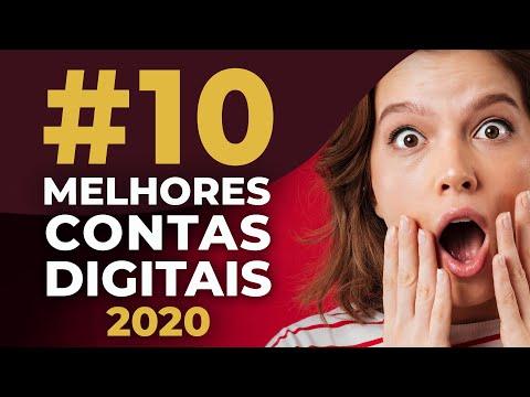 10 MELHORES CONTAS DIGITAIS EM 2020 (TESTADO)