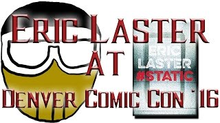 Eric Laster interview by Generally Nerdy