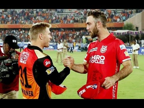 VIVO IPL 2017   Sun Risers Hyderabad vs Kings XI Punjab   DON BRADMAN CRICKET   GAMEPLAY