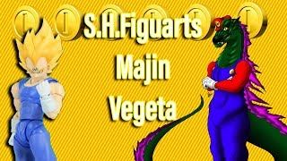 S.H.Figuarts Majin Vegeta Review