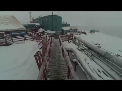 A tour of Palmer Station, Antarctica.