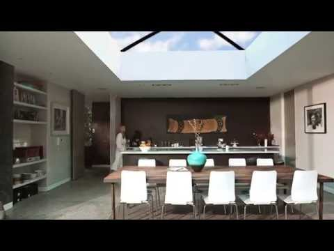 Contemporary Living - Rooflight Lifestyle Video