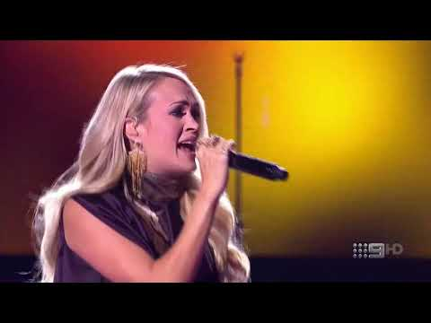 Carrie Underwood - Love Wins (Live AFL Grand Final Footy Show 2018)