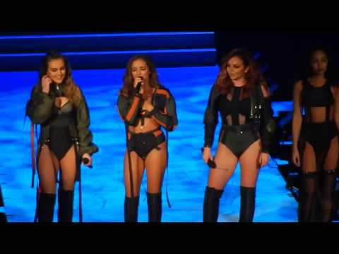 Little Mix- Secret Love Song in Tulsa 2/9/17