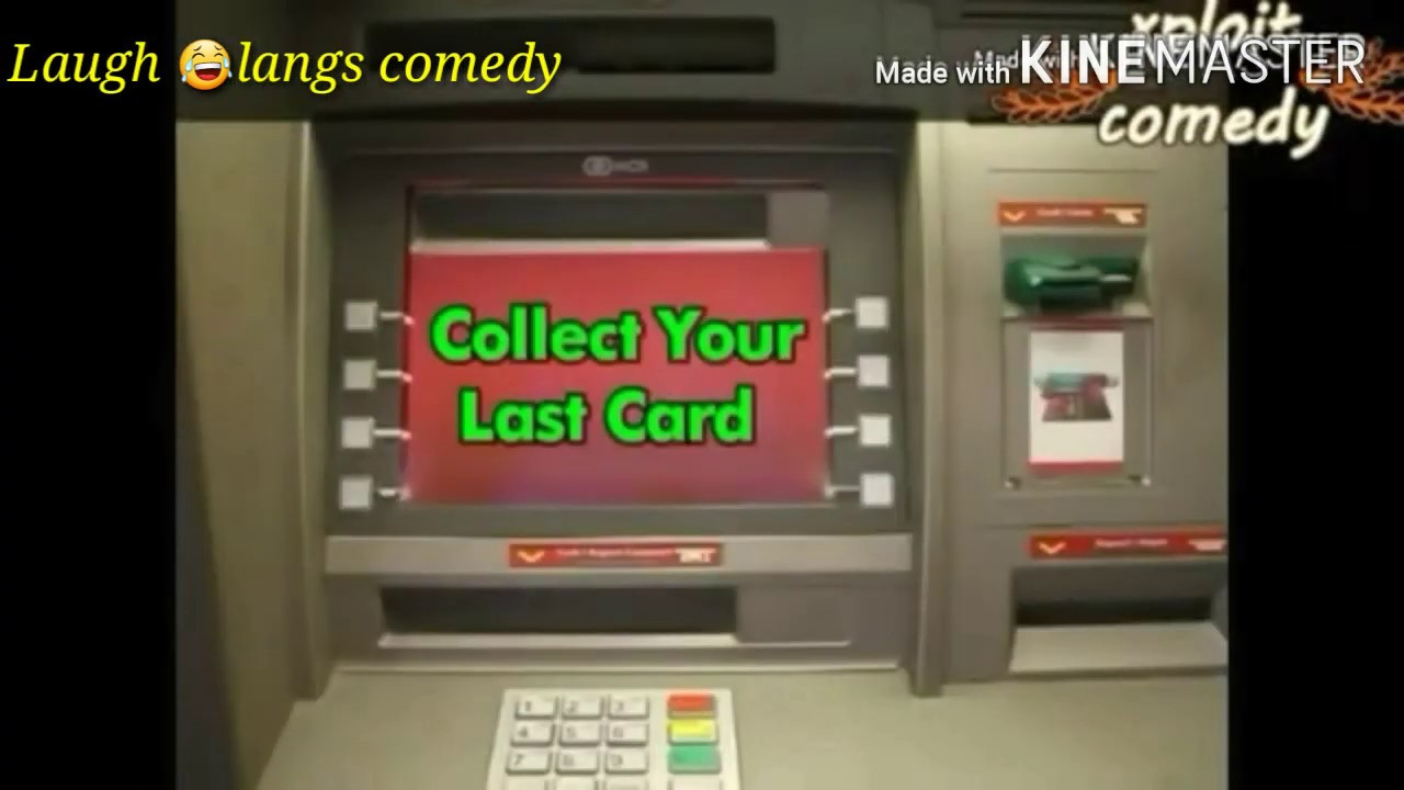 Download The talking ATM 😂😂Laughlangs comedy(exploit comedy)
