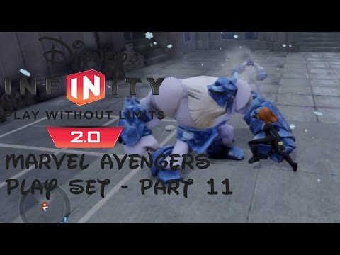 disney-infinity-2.0---marvel-avengers-play-set---part-11:-a-chase-is-on!-well,-i-say-chase...
