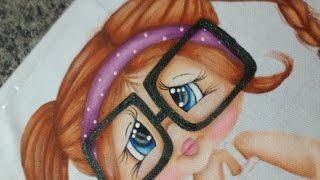 Como eu faço as lentes do óculos
