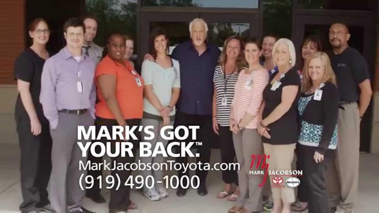 Marvelous Mark Jacobson Toyota And UNC Center For Rehabilitation Care   YouTube