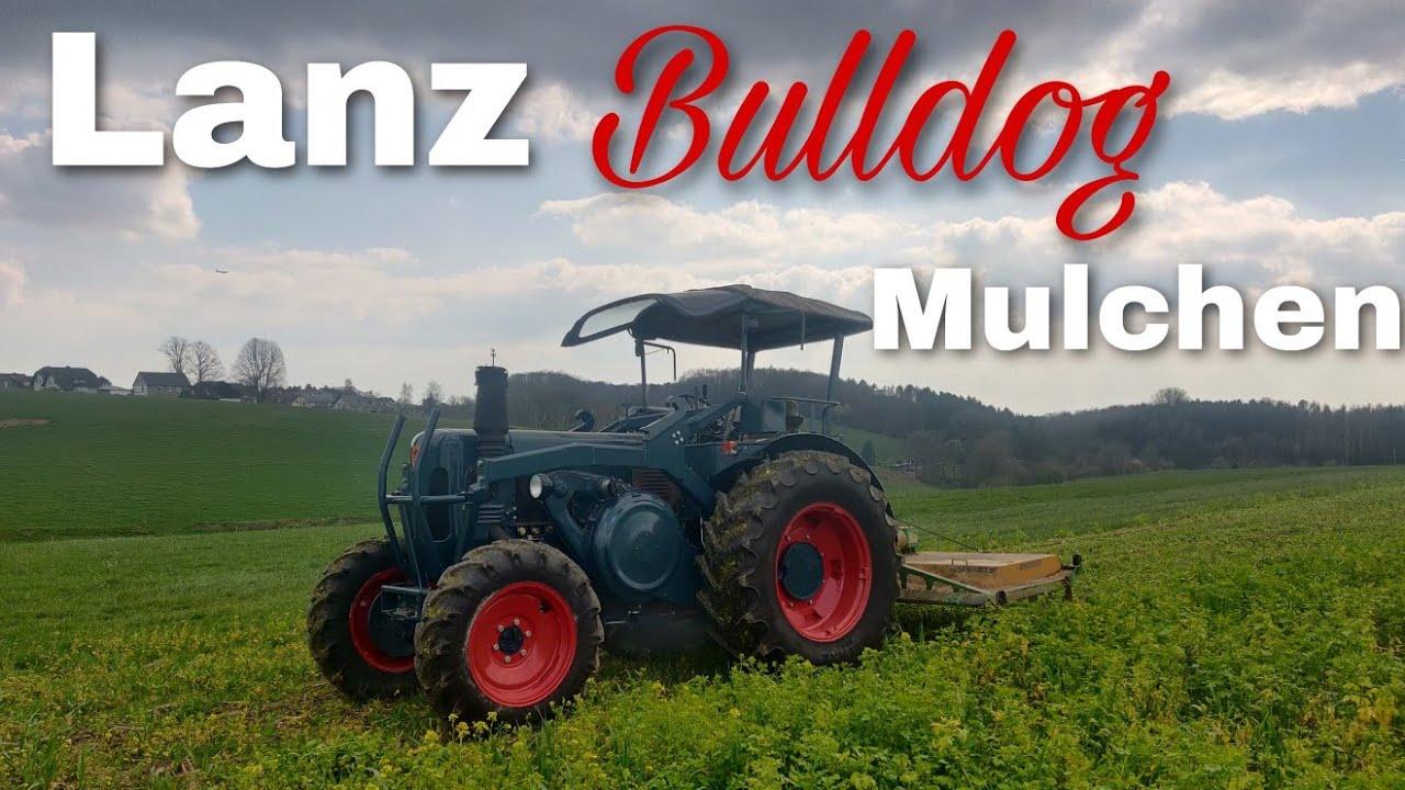 Lanz Bulldog - Der erste Einsatz: Mulchen [D6016]