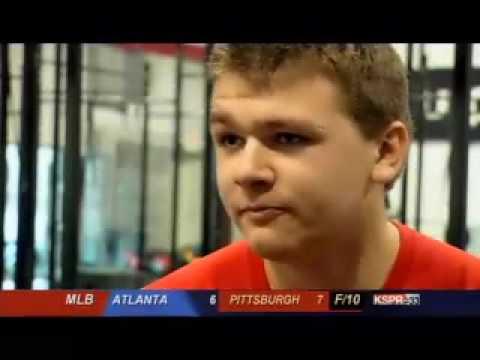 Weston Buchanan, Hillcrest High School baseball