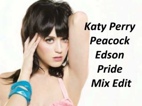 drag music Katy Perry Peacock Edson Pride Mix Edit (Drag Music)
