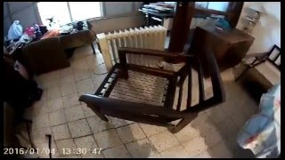 ПОХІД НА ШАБАШ КУ до постійному клієнтові дрібний ремонт меблів.