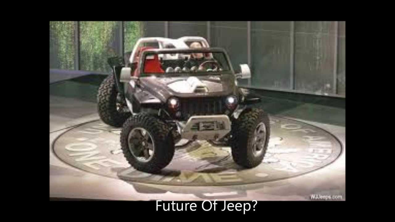 Jeep Tj Parts >> Whats your favorite jeep? CJ YJ TJ JK or HURRICANE? - YouTube
