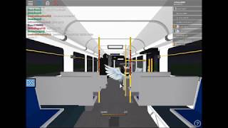 Roblox: Driving York Region Transit 2006 New Flyer D40LF on route 88