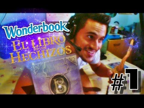 Wonderbook: El Libro de los Hechizos - Wingardium Leviosa! cap.1