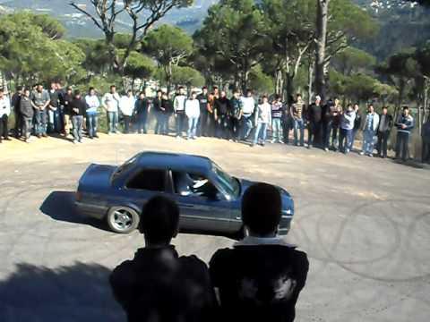 rami  1 BY (BOUDI MOTOR SPORT) (drifting in lebanon)