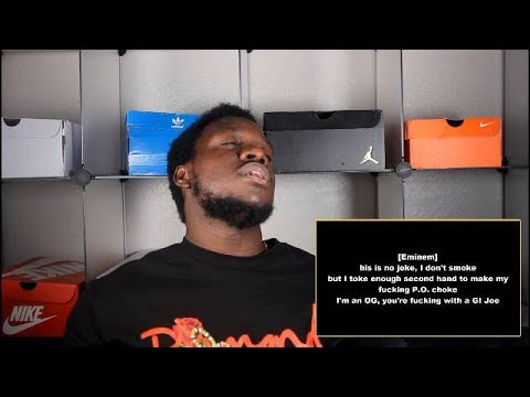 Obie Trice We All Die One Day Reaction