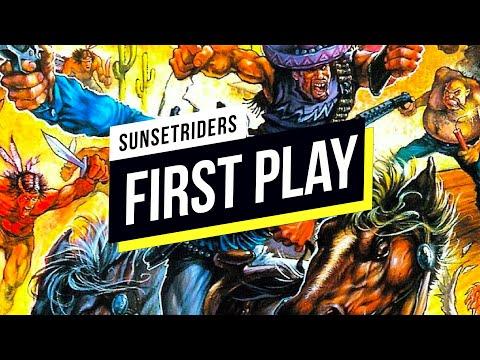 Sunsetriders Gameplay on