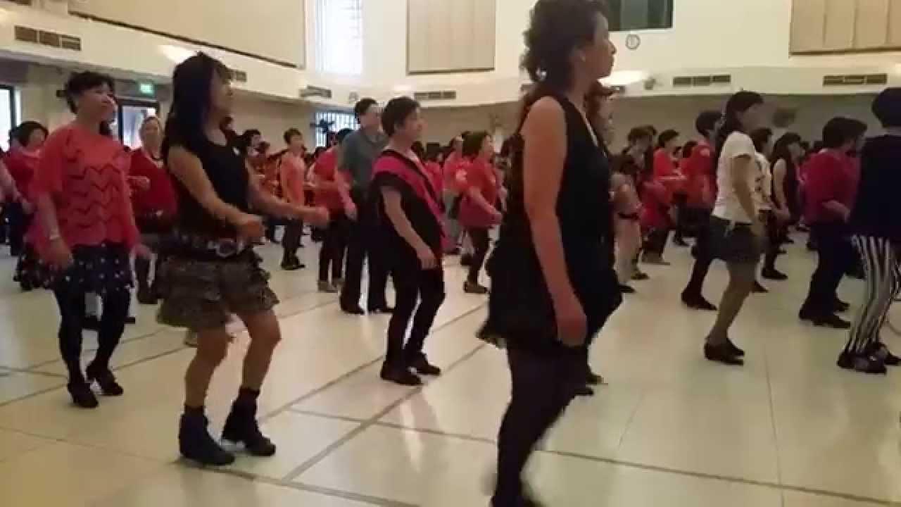 Silver Thread Line Dance Youtube
