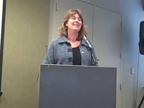 Pt. 1 AJC's Maureen Downey addresses Georgia child advocates Jan. 9, 2009