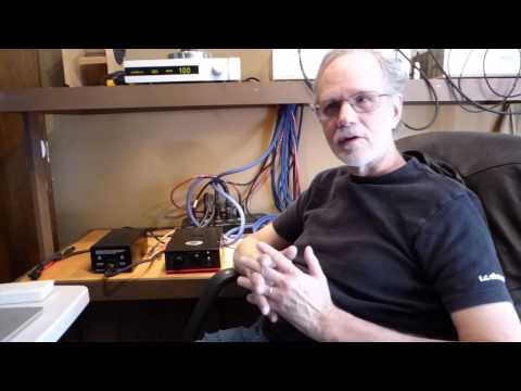 Big Sound 2015 Bob Katz EQs Headphones with Harman Target Response Curve