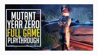 New Recruit FARROW - Part 11 - Mutant Year Zero Road To Eden [Let's Play Walkthrough]