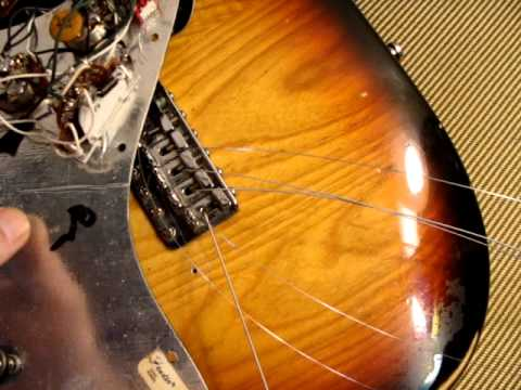 1979 fender stratocaster sunburst inside wiring detailed mpg