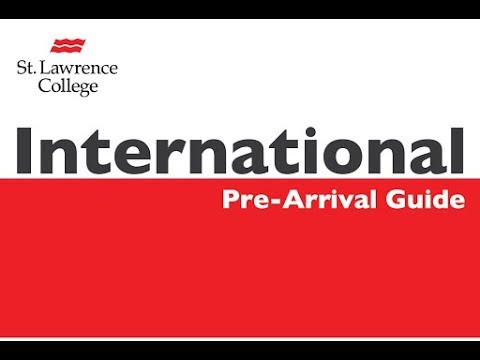 International Students Pre-Departure Guide
