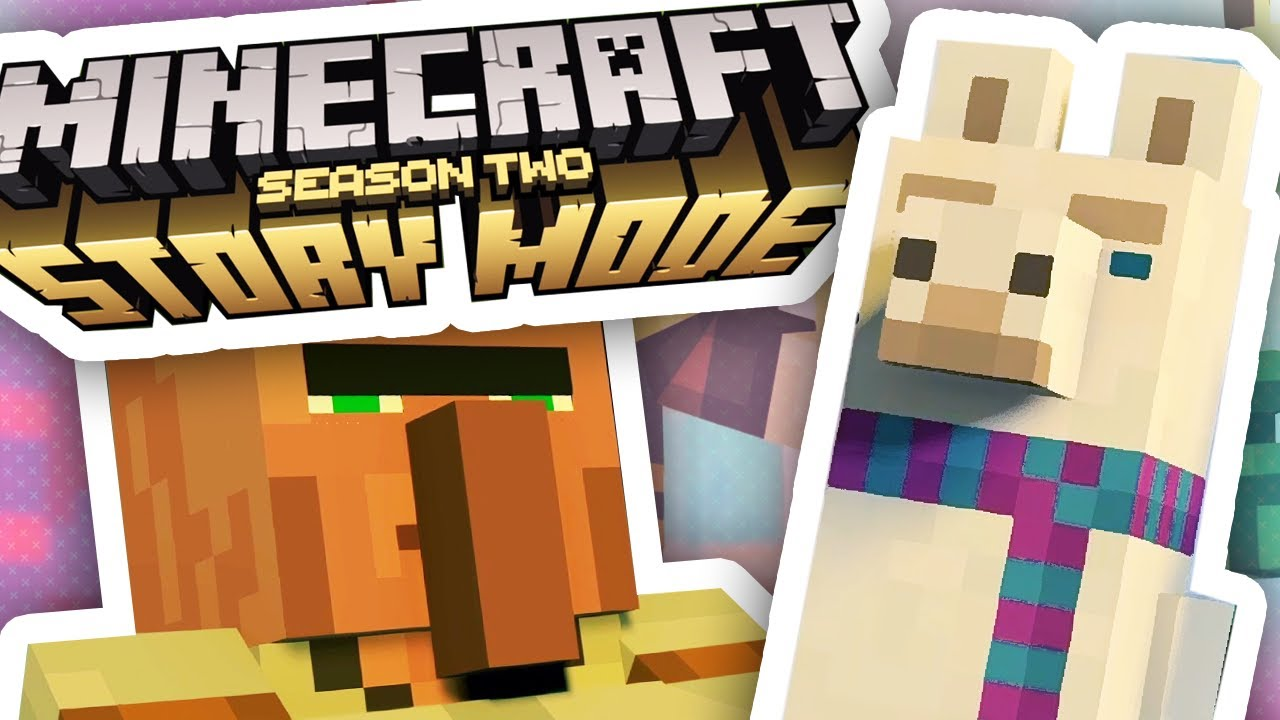 Video minecraft story mode season 2 episode 1