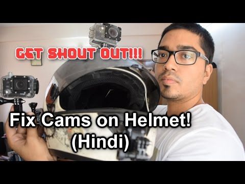 How To Mount Action Camera On Helmet? | New Announcements!!!