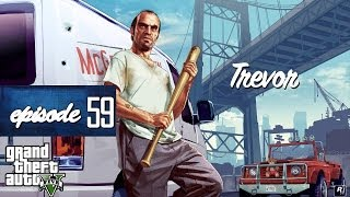 Grand Theft Auto 5 Walkthrough - Part 59 Let's Play PS3 GTAV Gameplay
