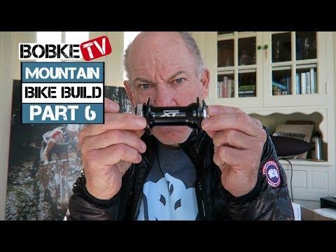 Mountain Bike Build With Bob Roll Part 6 - The Hub Set
