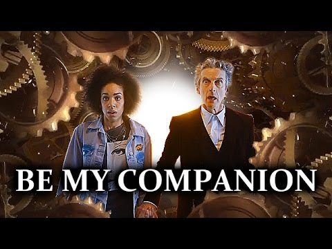 Be My Companion - Doctor Who Advert (With included companion reveal)