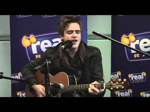 McFly - That's the Truth LIVE (Real Radio Band in the Boardroom)