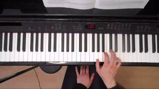 The Rocking Horse Gurlitt B:1 Grade 1 Abrsm - Right Hand - Piano Tutorial